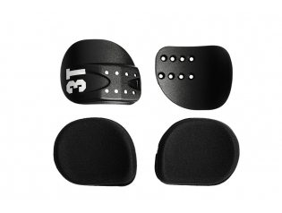 COMFORT CRADLES & PADS KIT - ALLOY